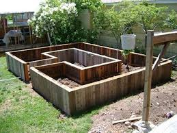 raised bed gardening ideas using recycled materials u2014 jbeedesigns