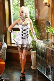 discount halloween costumes for women wholesale white french maid costumes uniform services