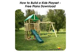 free plans kids playset plan from hot4cad com1 1200x802 jpg