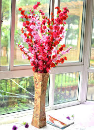 fake flowers for home decor decorate the house with artificial flowers for your home inspiration