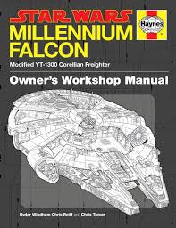 millennium falcon owner u0027s workshop manual wookieepedia fandom