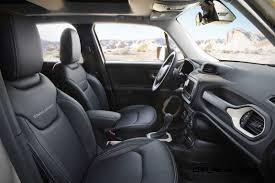 jeep renegade 2018 interior jeep renegade desert hawk concept interior