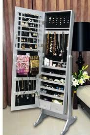 mirror and jewelry cabinet white jewelry cabinet with mirror jewelry cabinet that freestanding