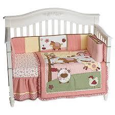 Farm Crib Bedding Cocalo Abby S Farm 4 Crib Bedding Set Buybuy Baby
