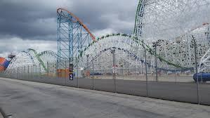 Six Flags Magic Mountain Six Flags Magic Mountain Update May 7th 2016 California