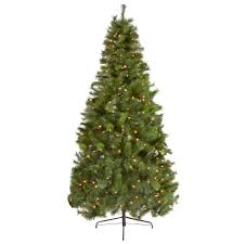 6 5 pre lit scotch pine artificial tree tree shops