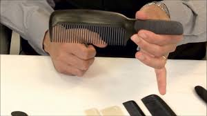 good barber guide clipper combs hair cutting combs barber combs youtube