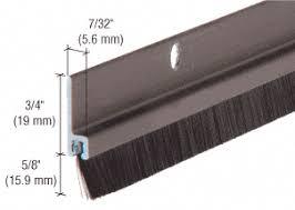 Patio Door Weatherstripping Commercial Weather Stripping Patio Door Parts Your Best Source