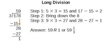 use long division to divide polynomials math 1314 college algebra
