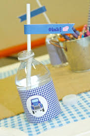 23 best little blue truck birthday party ideas images on pinterest
