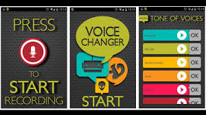 what s the best app for android top 15 best voice changer apps for android