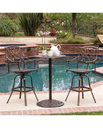 amazing spring savings on santa maria outdoor cast aluminum round