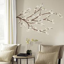 5 in x 19 in white blossom branch with embellishments 31 piece white blossom branch with embellishments 31 piece