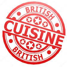 britische küche küche stempel stockfoto 53578423