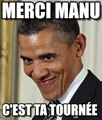 Manu Meme - merci manu obama meme on memegen