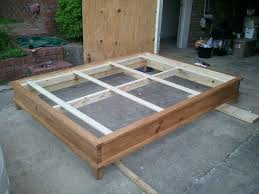 how to build a wood twin bed frame loccie better homes gardens ideas