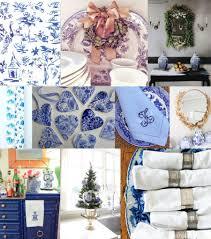 sarah tucker blue u0026 white christmas inspiration sarah tucker