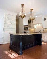 White Kitchen Black Island 398 Best Kitchen Ideas Images On Pinterest Home White Kitchens
