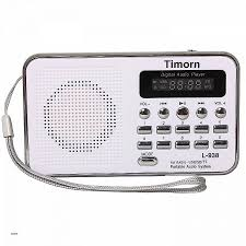 poste radio pour cuisine radio pour salle de bain luxury occasion radio portable