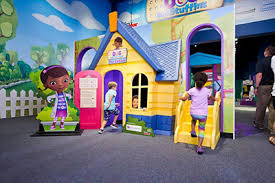 doc mcstuffins playhouse doc mcstuffins the exhibit to open at the world s largest