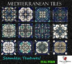 mediterranean designs second marketplace mediterranean tiles gift box by sugar
