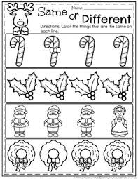 christmas theme for preschool planning playtime