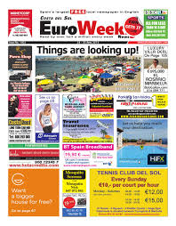 youtube lexus ara es nadal euro weekly news costa del sol 24 30 april 2014 issue 1503 by