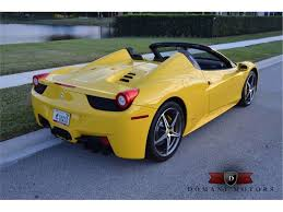 2015 458 italia for sale 2015 458 italia for sale gc 21972 gocars
