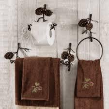 Rustic Bathroom Fixtures - rustic bathroom accessories from black forest decor