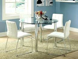 modern white round dining table dining table setting decor round kitchen table setting ideas
