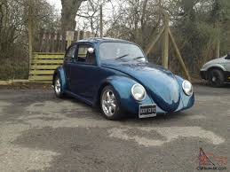 blue volkswagen beetle for sale beetle blue ebay motors 281094137766