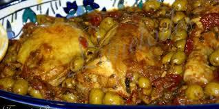 cuisin algerien poulet aux olives amour de cuisine