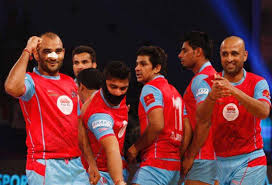 jaipur pink panthers team u0026 players pro kabbadi league 2016