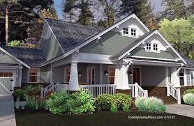 home plans with front porches bungalow house plans with front porch
