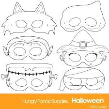 coloring pages halloween masks coloring halloween masks printables halloween masks davidparker co