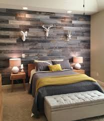 how to decorate wood paneling bedroom wall reclaimed wood paneling home interiors
