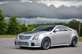 cadillac cts v coupe custom wsc 750 whiteside customs 800 plus hp silver cts v lsx