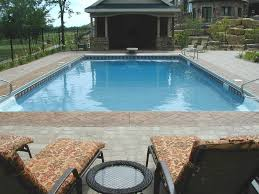 Backyard Pools Prices Spelndid Built In Pool Cost Crafts Home