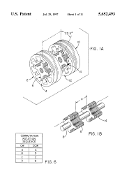 patent us20050001509 two or three phase polyphase motor google