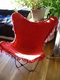 easy chair covers how to make replacement butterfly chair covers