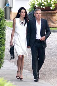 george clooney wedding george clooney wedding recruits designer giorgio armani as