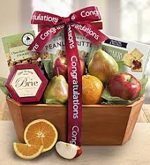 Food Gift Basket Ideas Congratulations Gift Baskets Gift Baskets Food Gifts