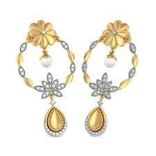 bluestone earrings the nazrana earrings bluestone