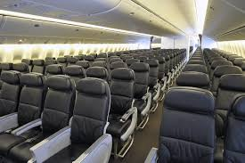Air Canada Seat Map by Air Canada New Planes New Seats New Rules And More