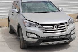 2015 hyundai santa fe s 5xyzu3la4fg206090 u2013 luxury cars