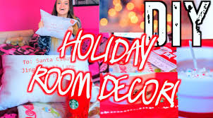 diy holiday room decor ways to decorate your room for