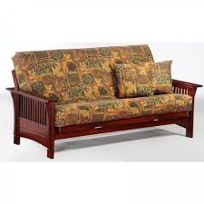 provo queen mission style futon frame furniture pinterest