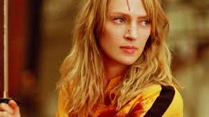 uma thurmans hair in kill bill kill bill