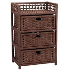 furnitures stunning dark brown stain hand woven paper 3