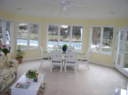 interior archaic sunroom interior design and decoration using